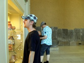 Exkursion ins Pergamon-Museum