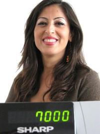 Salma: Ich werde sicherer durch das tägliche Üben.