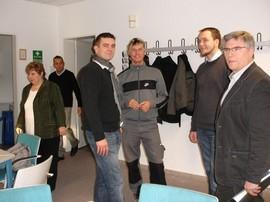Mitarbeiter der GBB sammeln Ideen für die Messe IMPULS