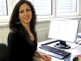 Salma sucht ihren Praktikumsplatz