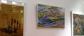 Woche der Kunst mit Gemälden von Herrn Kober