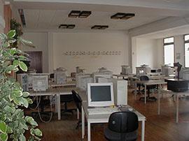 PC-Kabinett aus den 90ern