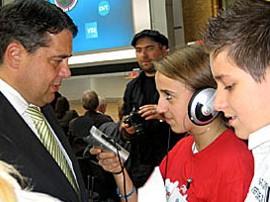 Webradio in Aktion