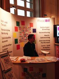 Die GBB mbH auf der Bildungsmesse im Rathaus Berlin-Spandau
