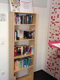 Bücherkarussell in Lichtenberg