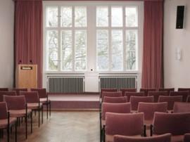 Einsteinsaal in der URANIA Berlin
