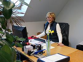 Bildungsassistentin Frau Kummert