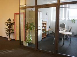 Büro der Bildungsassistentin