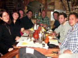ICONE-Praktikanten auf Kreta