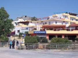Unser Quartier auf Kreta