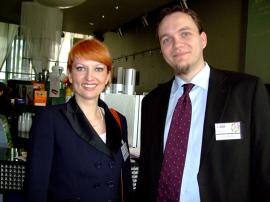 Frau Koster und Herr Nierlein im KOSMOS