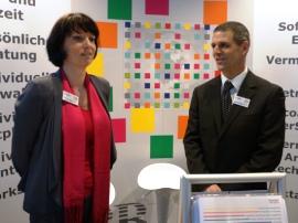 Frau Koster und Herr Dolsdorf