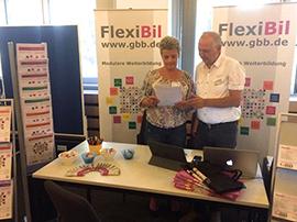 GBB - Herr Benndorf und Frau Lichtenberg-Benndorf