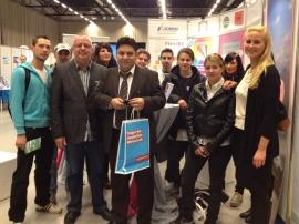 Labyrintus-Gruppe 7 mit Herrn Drakomathioulakis