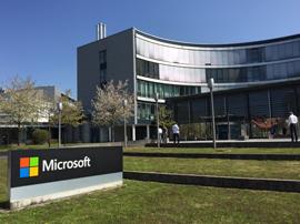 Microsoft in Unterschleißheim