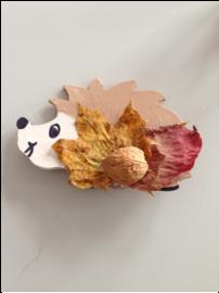 Herbstdeko selbstgebastelt bei MOVIE