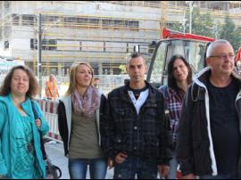 MOVIE-Teilnehmer auf Museumstour in Berlin