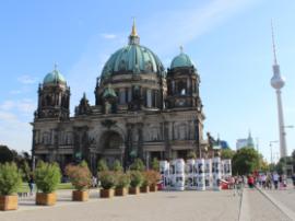 Museumsinsel/Schlossgarten