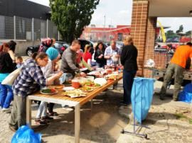Sommerfest bei der GBB in Berlin-Neukölln