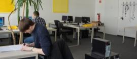 Unsere Systemadministratoren in Lichtenberg