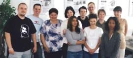 Teilnehmer der VKT-WD-01