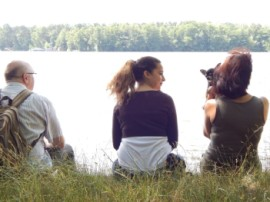 Am Berliner Teufelssee