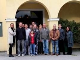 Labyrintus-Teilnehmer in Wien