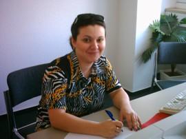 Frau Liliya Yagubova