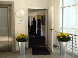 Eingangsbereich im 2. Stock